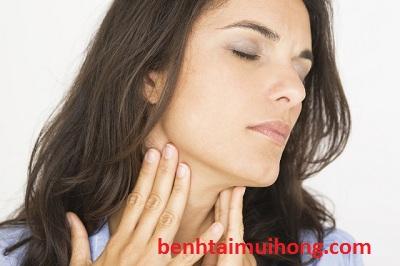 Các biến chứng có khả năng diễn ra của bệnh viêm họng hạt