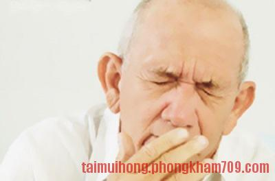 Tìm hiểu bệnh chứng viêm mũi dị ứng trong người già